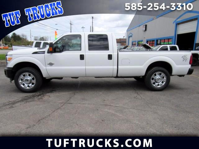 2014 Ford F-250 SD XLT Crew Cab Long Bed 4WD Turbo Diesel