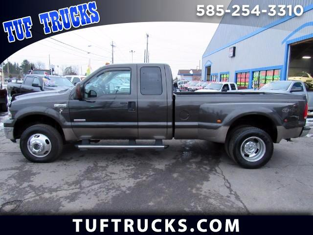 2005 Ford F-350 SD Lariat SuperCab powerstroke Diesel 4WD DRW