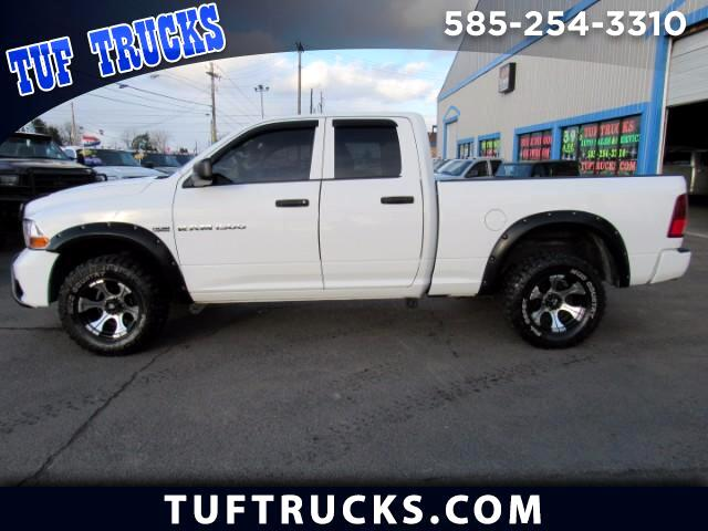 2012 Dodge Ram 1500 ST Short Bed 4WD