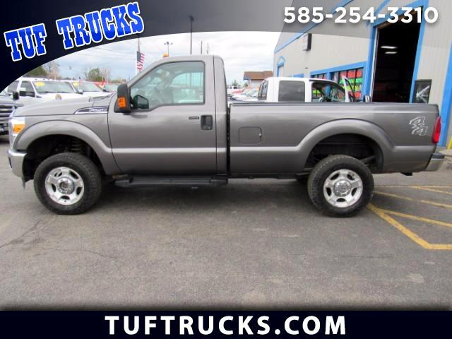 2012 Ford F-250 SD XLT 4WD
