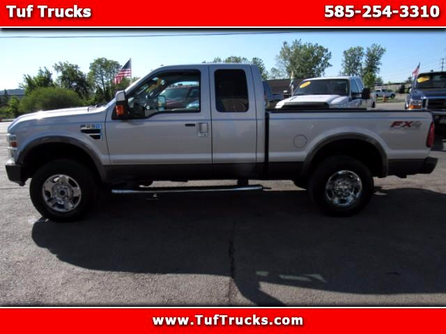 2008 Ford F-250 SD FX4 SuperCab