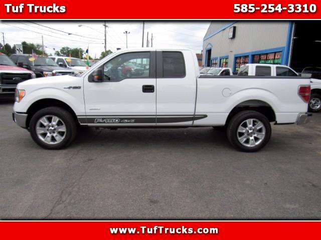 2013 Ford F-150 XLT SuperCab EcoBoost