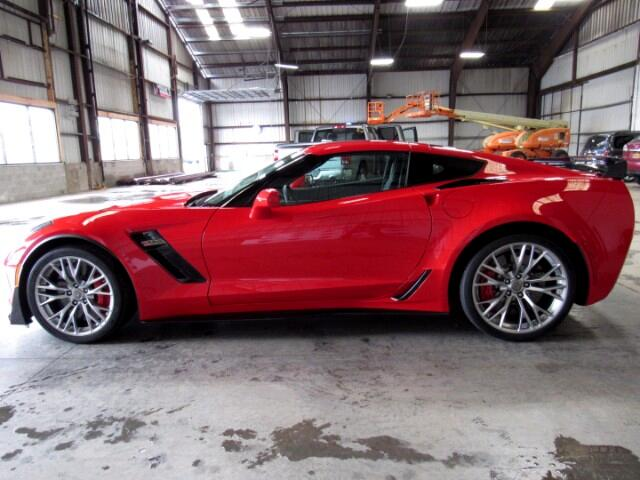 2016 Chevrolet Corvette 3LZ Z06 Coupe with Z07 Performance Package