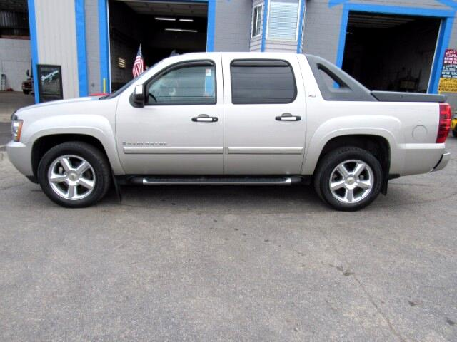 2008 Chevrolet Avalanche LT Crew Cab Z71 4WD