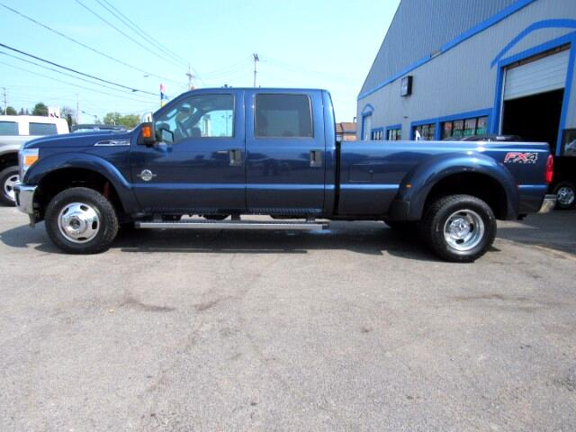 2014 Ford F-350 SD XLT Crew Cab Long Bed DRW 4WD