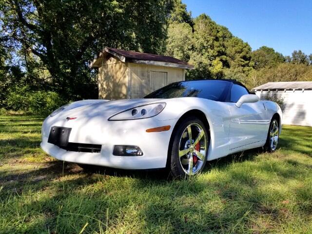 2012 Chevrolet Corvette Standard Convertible 1LT
