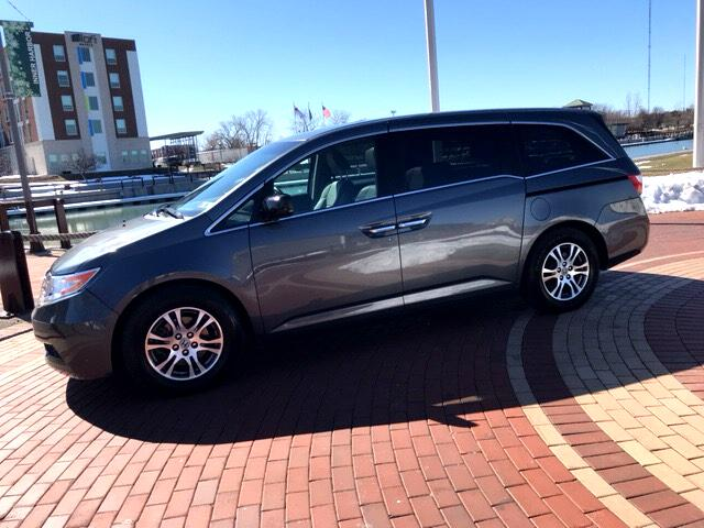 2012 Honda Odyssey EX-L AT