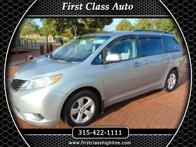 2014 Toyota Sienna 5dr 7-Pass Van LE AAS FWD (Natl)