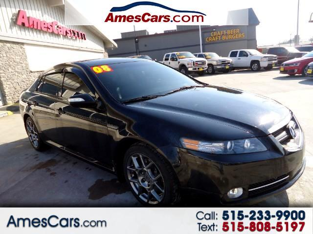 2008 Acura TL Type-S 5-Speed AT with Performance Tires