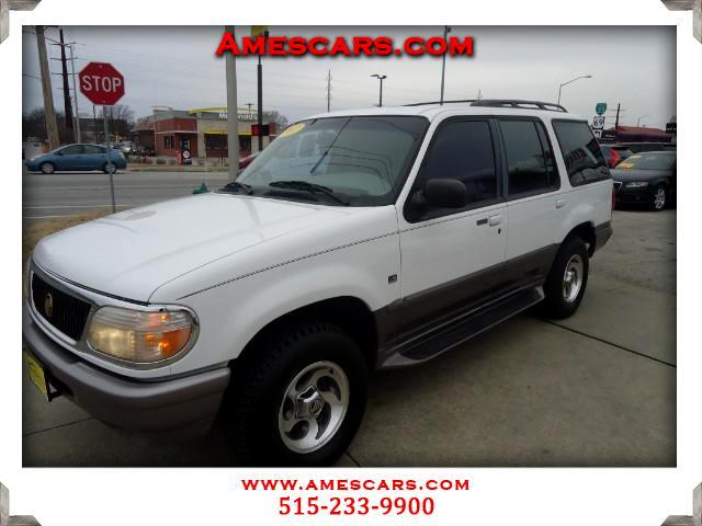1997 Mercury Mountaineer AWD