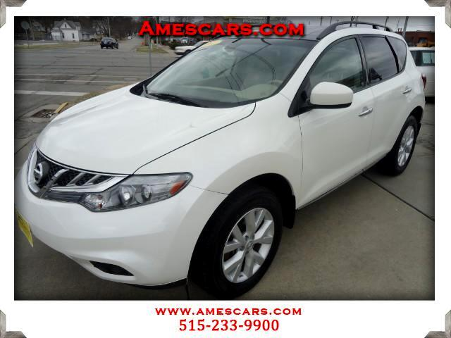 2012 Nissan Murano FWD 4dr SL