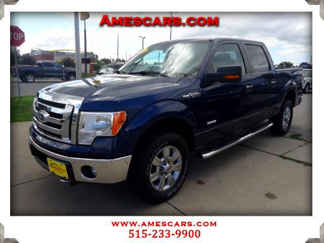 2011 Ford F-150 XLT 4WD SuperCrew 5.5' Box