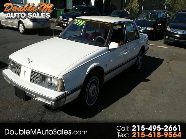 1986 Oldsmobile Delta 88 Royale FWD