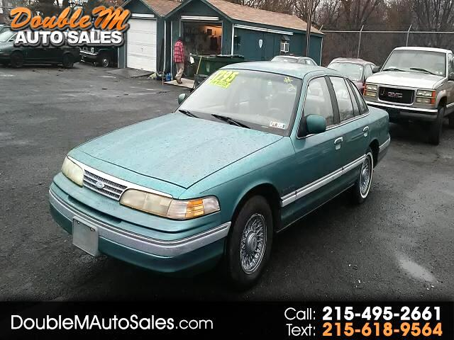1993 Ford Crown Victoria LX