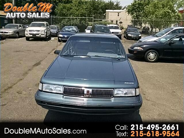 1993 Oldsmobile Cutlass Ciera SL sedan