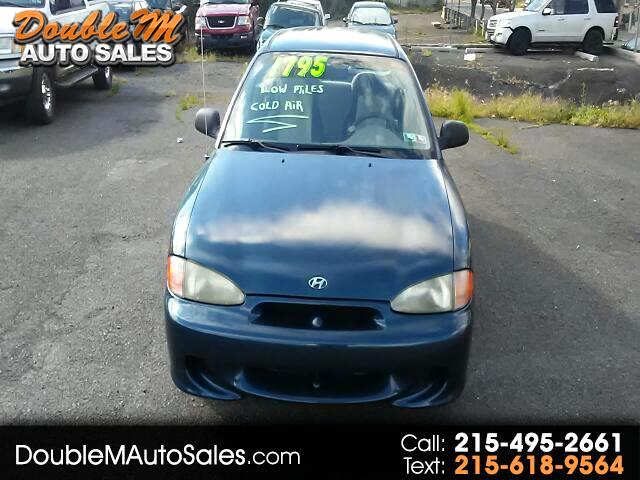 1997 Hyundai Accent GS