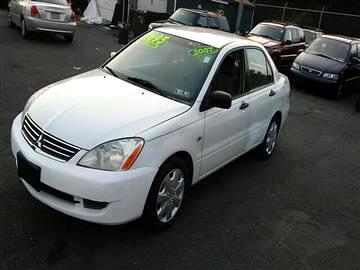 2007 Mitsubishi Lancer