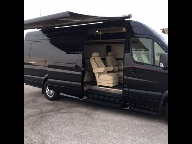 2018 Mercedes-Benz Sprinter Used Luxury Sprinter DayCruiser. Fully Loaded. SAV