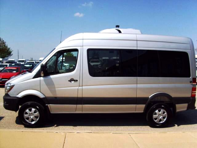 Used mercedes benz sprinter for sale springfield il for St louis mercedes benz dealers