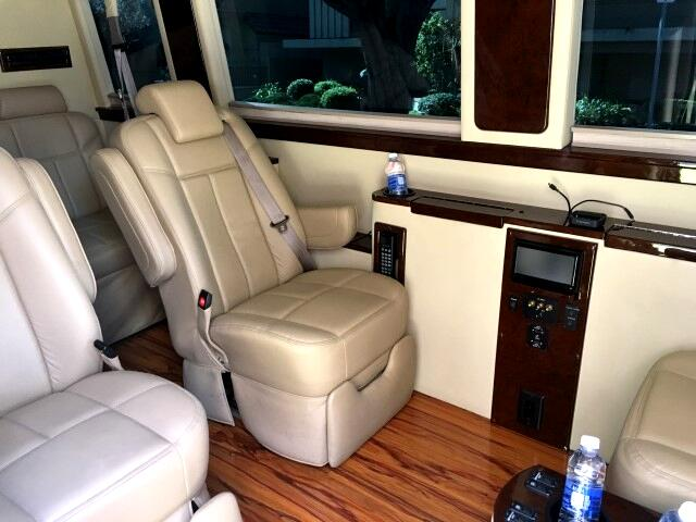 2010 Mercedes-Benz Sprinter 2500 170WB Executive Limousine