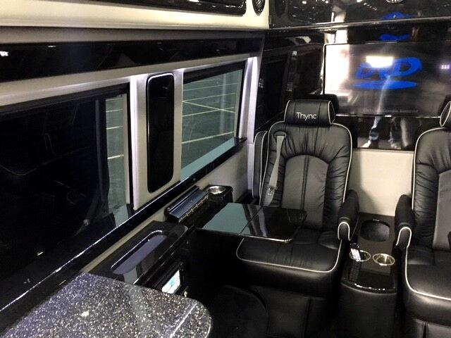 2015 Mercedes-Benz Sprinter Business Class LIMO Professional