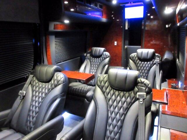 2017 Mercedes-Benz Sprinter Executive Cruise Master