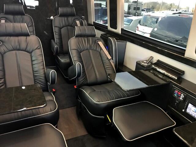 2017 Mercedes-Benz Sprinter 4x4 Business Class with Bathroom