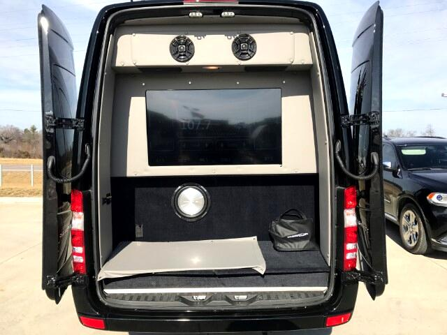 2017 Mercedes-Benz Sprinter 4x4 Business Class with Tailgate TV Package