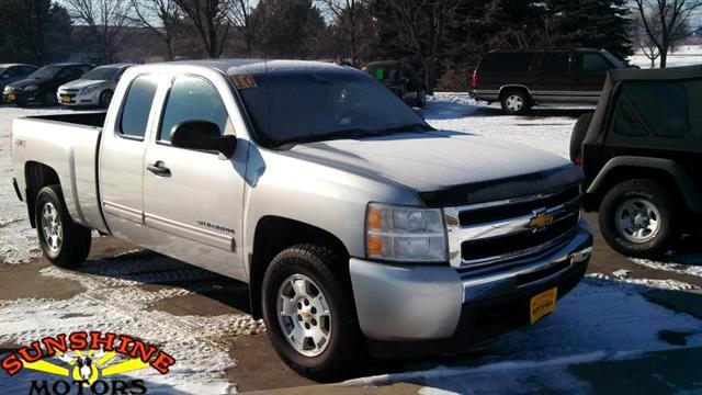 2010 Chevrolet Silverado 1500