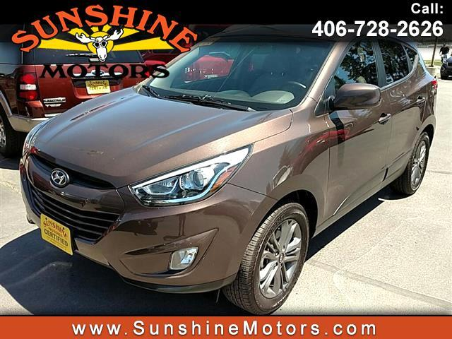 2015 Hyundai Tucson SE w/Popular Package AWD