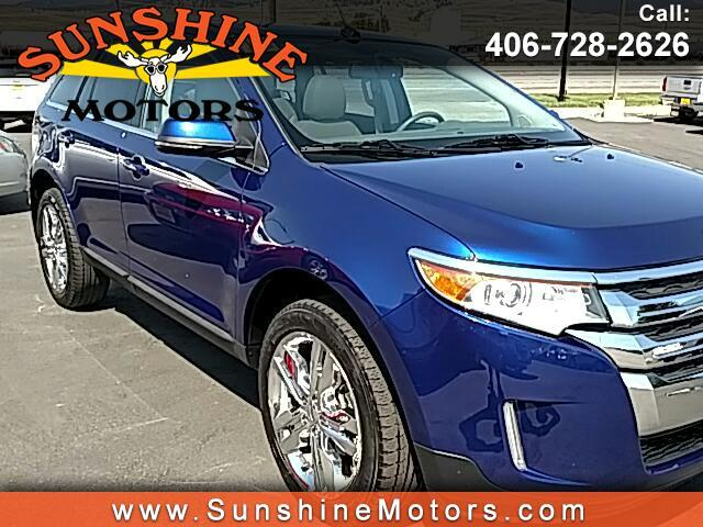 2013 Ford EDGE LIMIT Limited