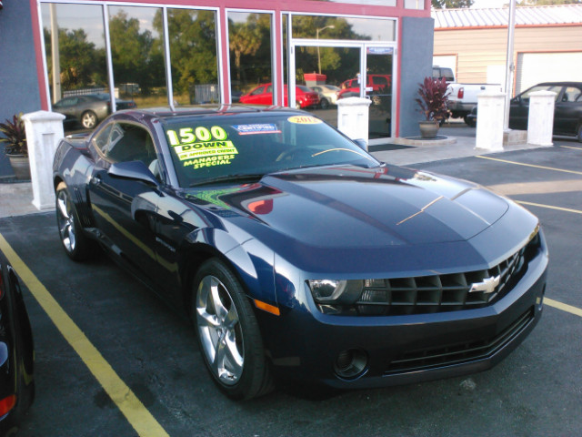 Used 2012 Chevrolet Camaro Ls Coupe For Sale In Tampa Fl