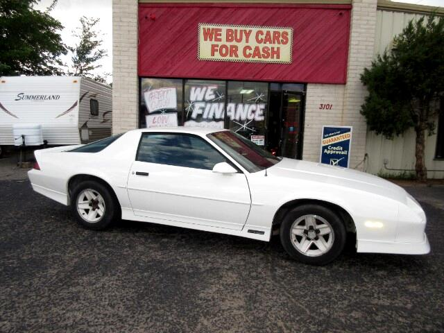 1990 Chevrolet Camaro RS Coupe