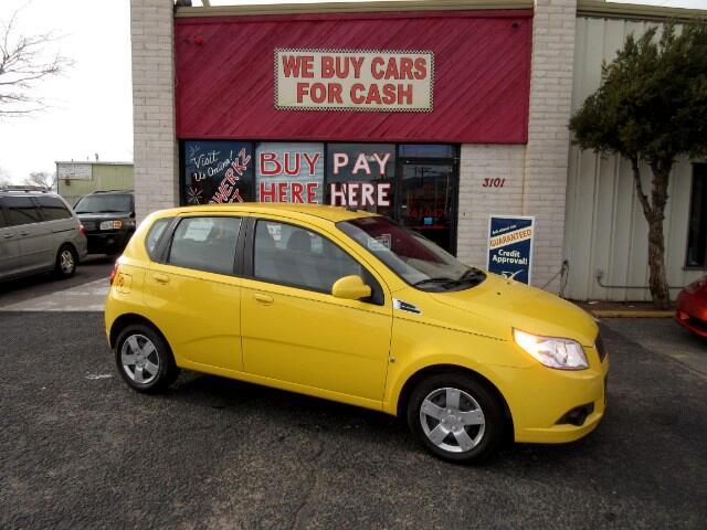 2009 Chevrolet Aveo5 LS