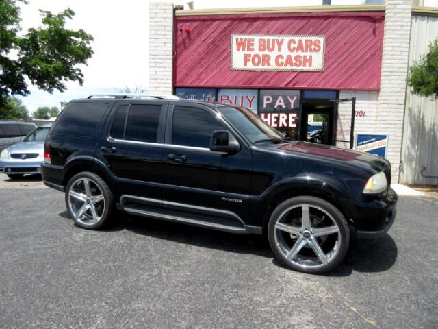 2003 Lincoln Aviator Luxury AWD