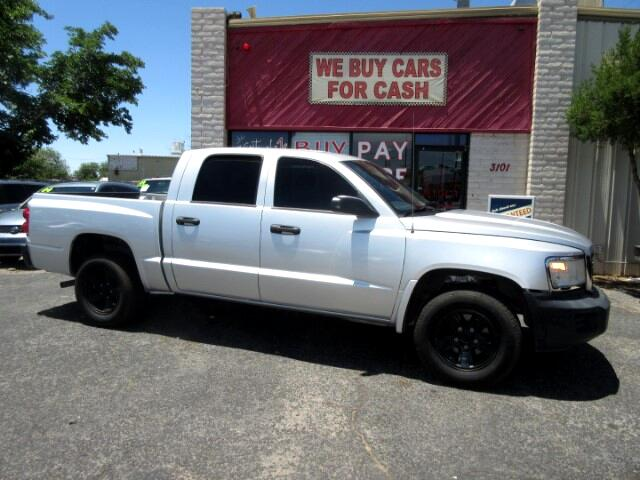 2008 Dodge Dakota SXT Crew Cab 2WD