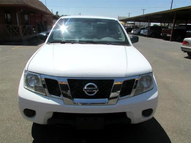 2012 Nissan Frontier SV Crew Cab 2WD LWB