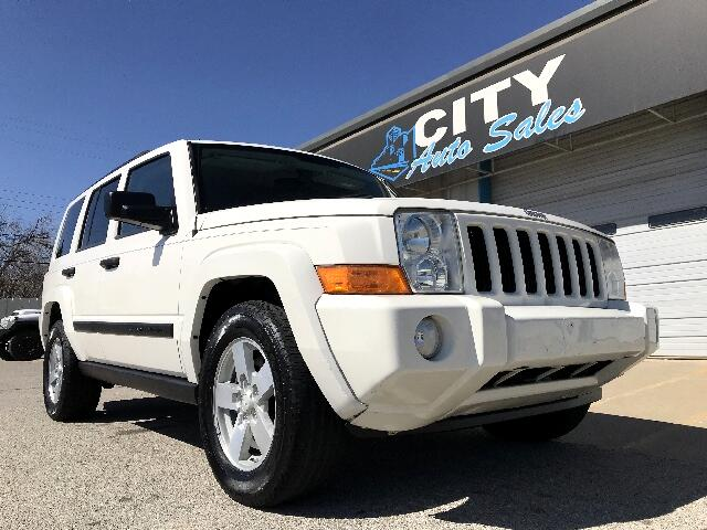 2006 Jeep Commander 4WD