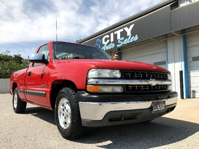 1999 Chevrolet Silverado 1500 Regular Cab Short Bed