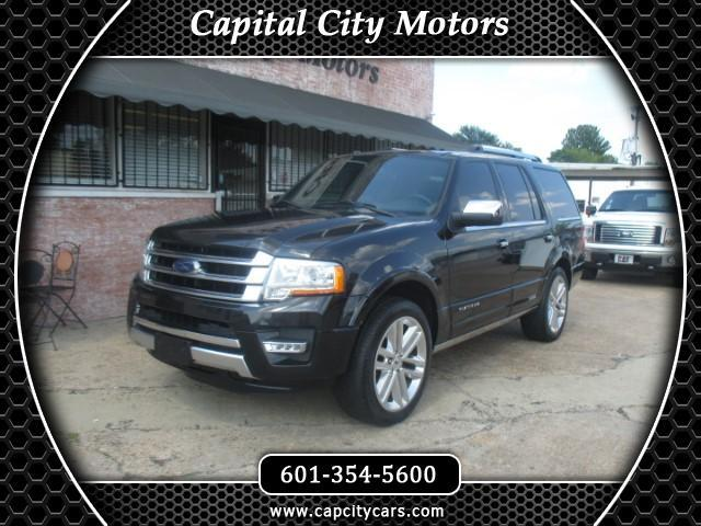 2015 Ford Expedition Platinum 2WD
