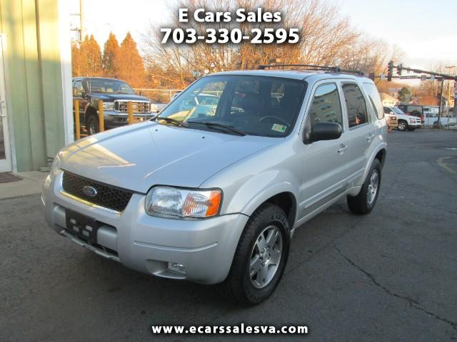 2004 Ford Escape Limited 2WD