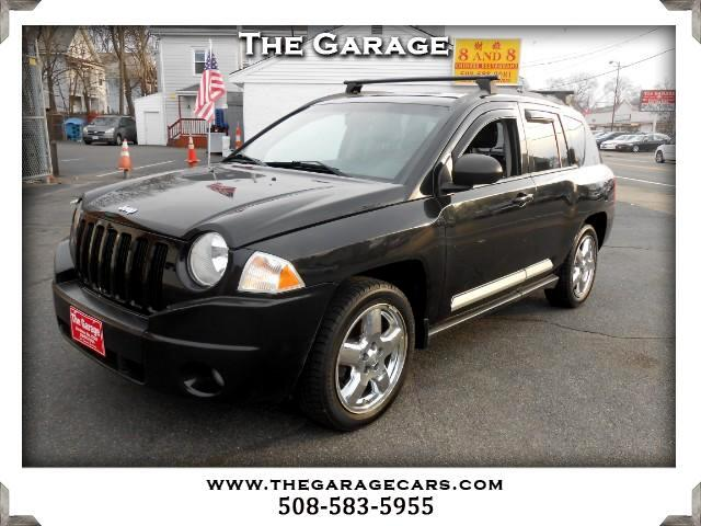 2010 Jeep Compass Limited 4WD