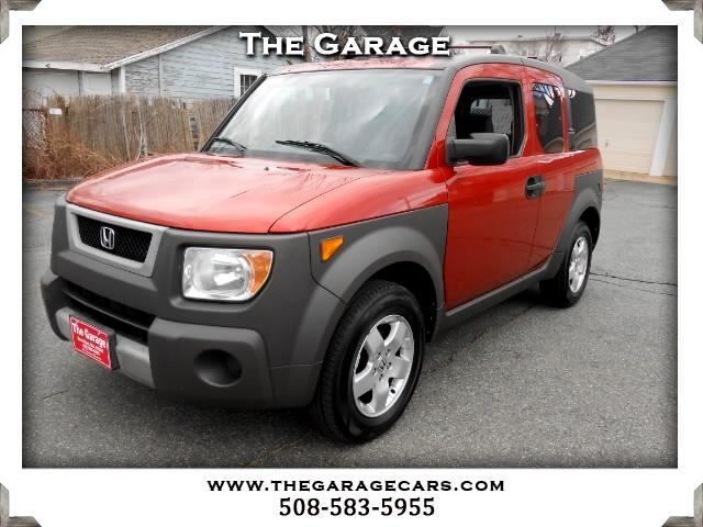 2004 Honda Element EX 4WD AT