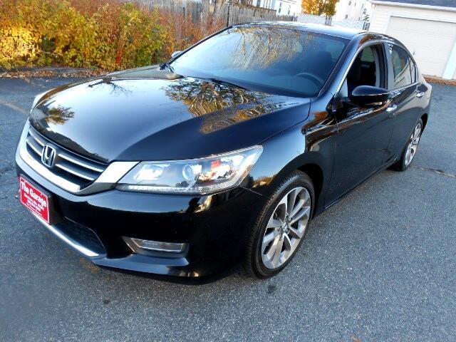 2013 Honda Accord Sport Sedan AT