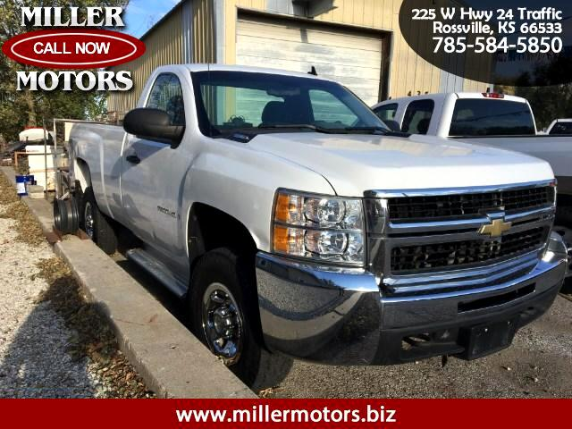 2009 Chevrolet Silverado 3500HD LT Long Box 4WD