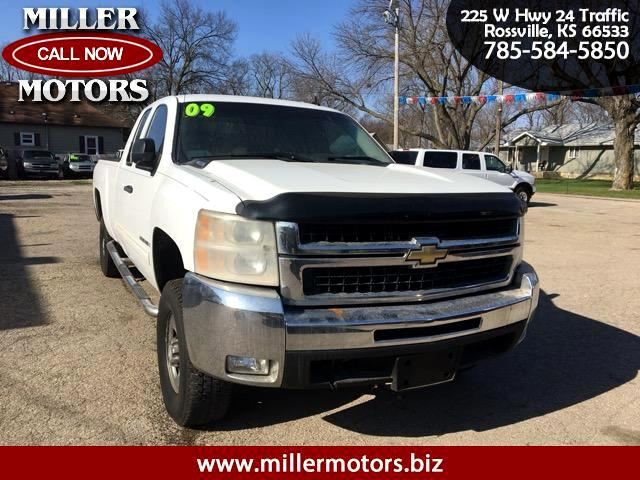 2009 Chevrolet Silverado 2500HD LT1 Ext. Cab Long Box 2WD