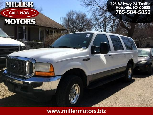 2001 Ford Excursion XLT 4WD