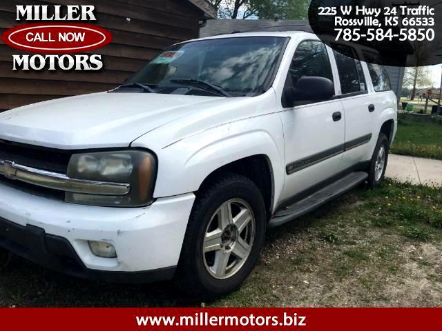 2002 Chevrolet TrailBlazer EXT LT 4WD