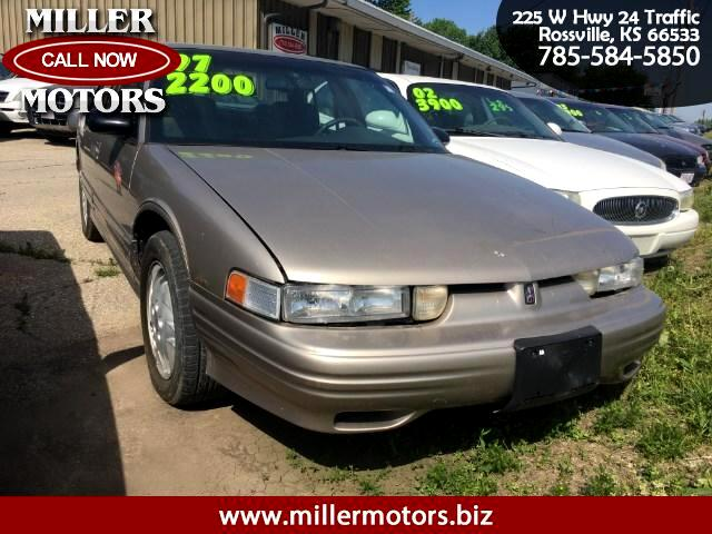 1997 Oldsmobile Cutlass Supreme SL Series I sedan