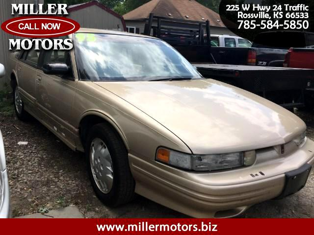 1995 Oldsmobile Cutlass Supreme SL
